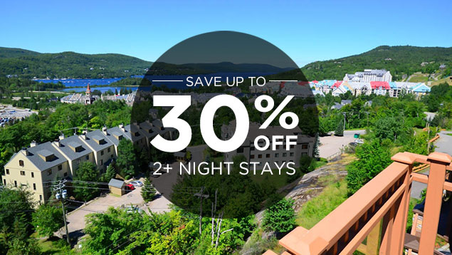 SUMMER 2018- Stay 2 nights and more and save up to 30%